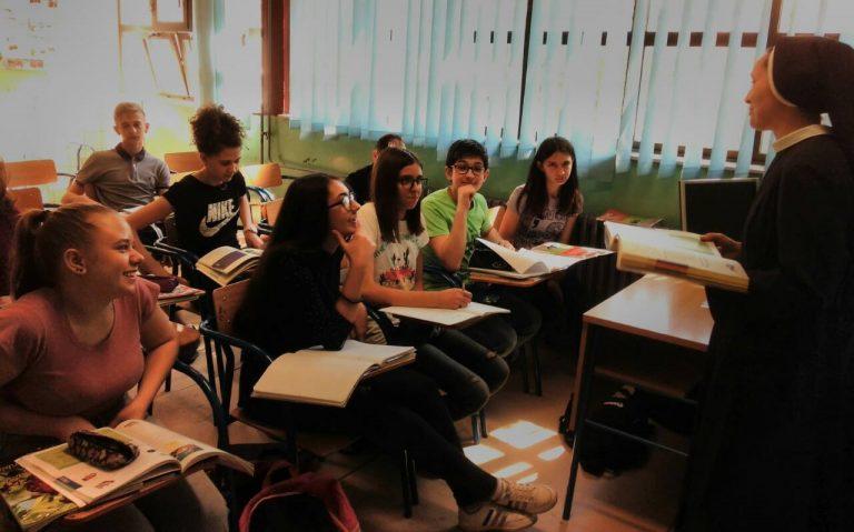 Djelovanje u školama
