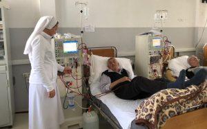 Djelovanje u bolnicama