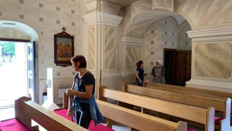 Posveta crkve sv. Martina, biskupa, u Bošnjacima