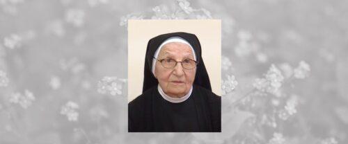 Preminula s. Aurelija Miličić