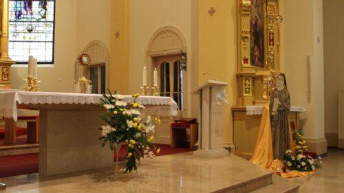 Proslava 25. obljetnice proglašenja blaženom majke M. Terezije Scherer