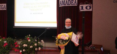 "Proslava 10. obljetnice Udruge za psiho-socijalne potrebe ""Amadea"""