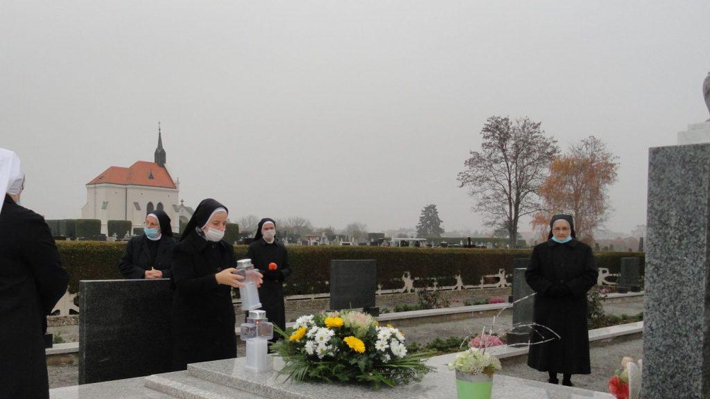 na novom groblju