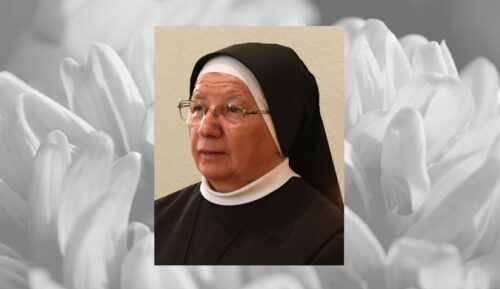Sestra NOEMIJA (Veronika) SUČIĆ