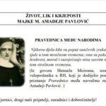 Upoznajmo Majku Amadeju – Listić br. 3