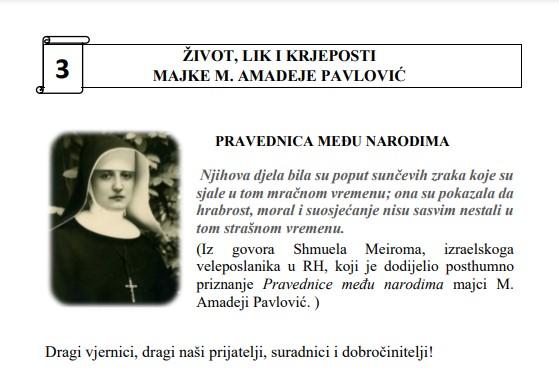 Trenutno pregledavate Upoznajmo Majku Amadeju – Listić br. 3