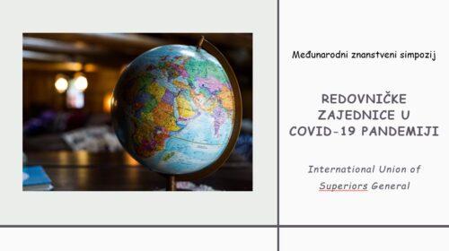 Redovničke zajednice u COVID-19 pandemiji