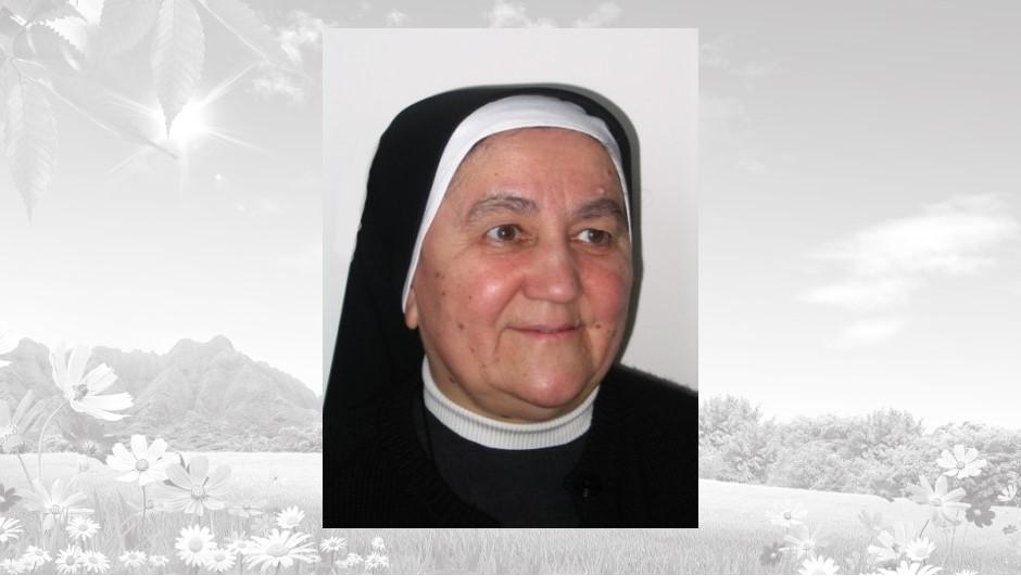 Preminula s. Eleonora Marija Juzbašić