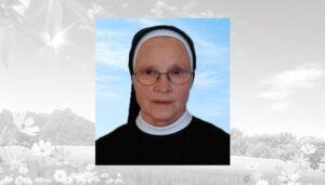 Preminula sestra FELICITAS (Ruža) BLAŽEVIĆ
