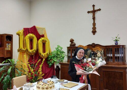 Sestra Emilija Scherer proslavila stoti rođendan