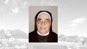 Obavijest o smrti sestre Hozane Vranjković