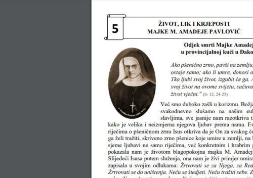 Upoznajmo Majku M. Amadeju – Listić br. 5