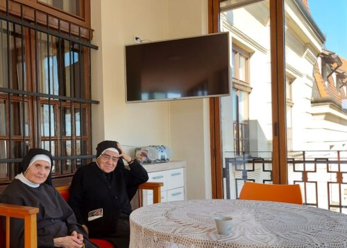 Susreti sestara u Domu sv. Josipa u Đakovu