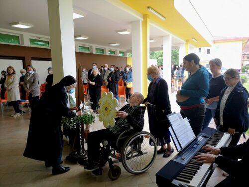Hodočasnički dan blaženoj majci M. Tereziji osoba s invaliditetom slavonske regije