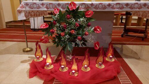 Svetkovina Duhova u Samostanu u Đakovu