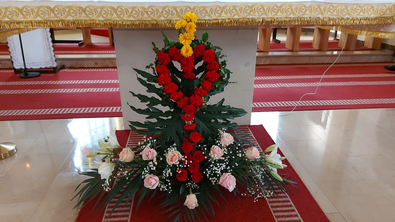 U svakom zavjetu svjetlo Kristove ljubavi nadahnjuje i ispunja redovnički život