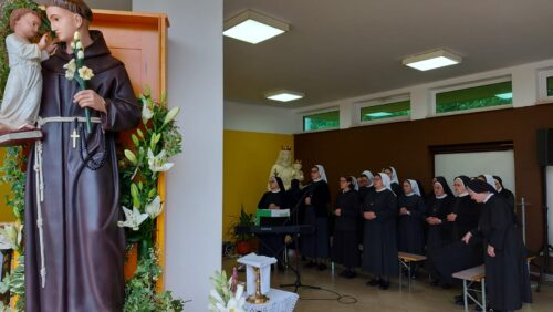 Antunovo na Ljetnoj terasi Milosrdnih sestara sv. Križa u Đakovu