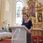 Framašica Barbara Vargić preporučila se sestrama u molitve