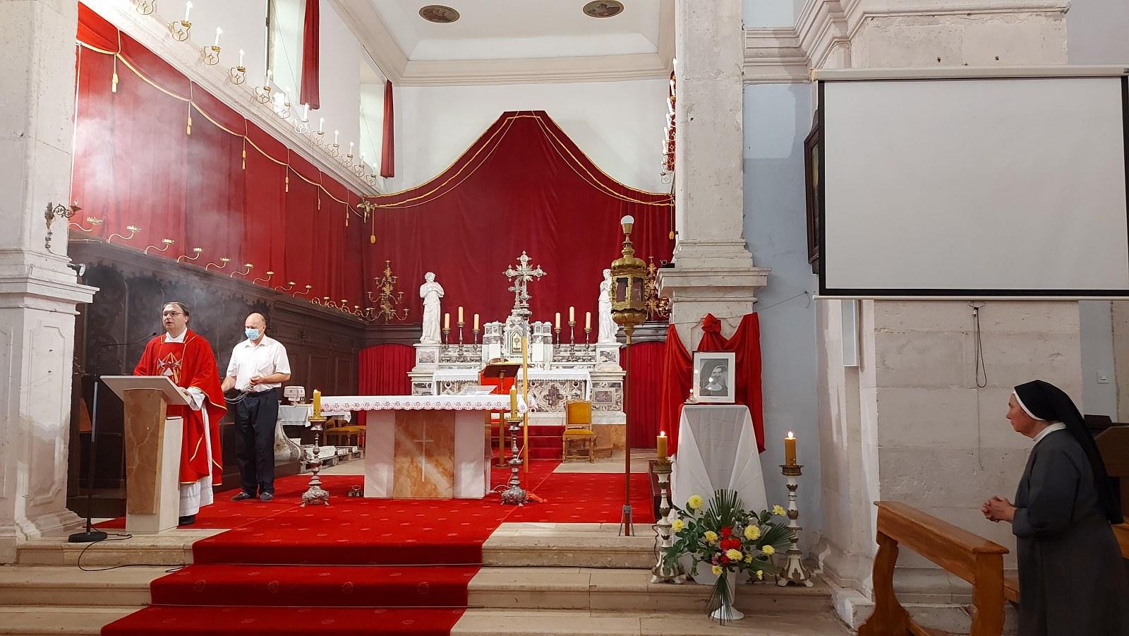 Trenutno pregledavate Blagdan bl. s. Zdenke i blagoslov obnovljenih orgulja