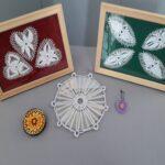 Kreativna radionica izrade sunčane čipke održana u Samostanu u Zagrebu