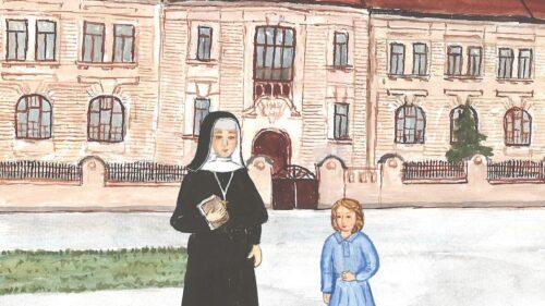 Objavljena slikovnica o majci M. Amadeji Pavlović