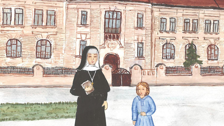 Trenutno pregledavate Objavljena slikovnica o majci M. Amadeji Pavlović