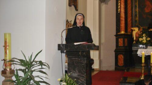 Predstavljanje lika majke Marije Amadeje Pavlović u Donjem Miholjcu