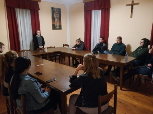 Svjedočanstvo s. Franciske Ulrike Sajdl o redovničkom pozivu