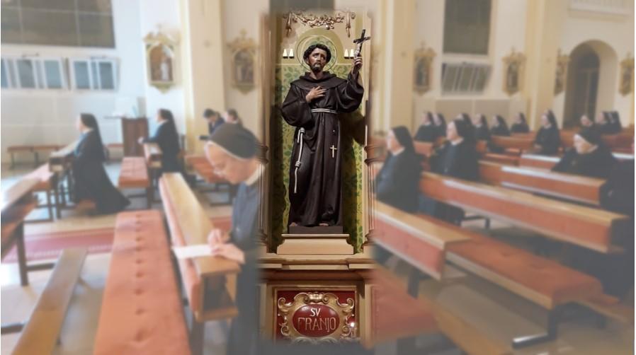 Trenutno pregledavate Obred preminuća sv. Franje Asiškoga